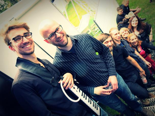 MDR Sommertour 2014 mit Silly